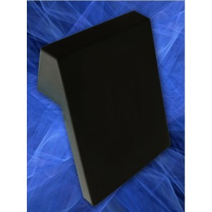 Подголовник для ванн CAVALLO  ( VPDIL0025 ), цвет чёрный