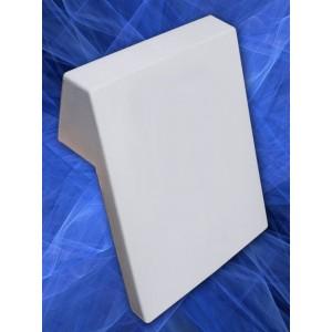 Подголовник  для ванн CAVALLO  ( VPDIL0024 ) , цвет серебро